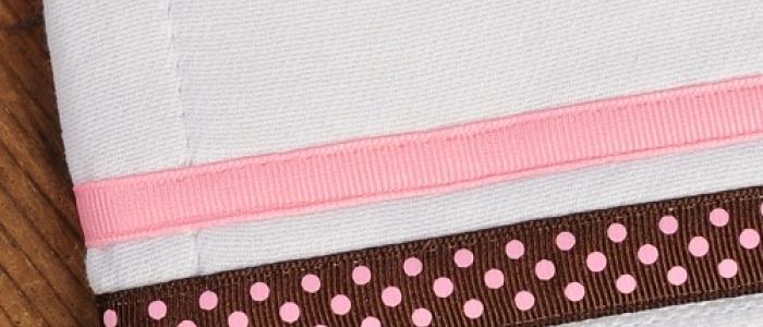 Chocolate Pink Multi Dot / Pink