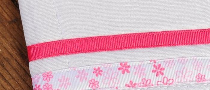 Hot Pink Floral / Hot Pink