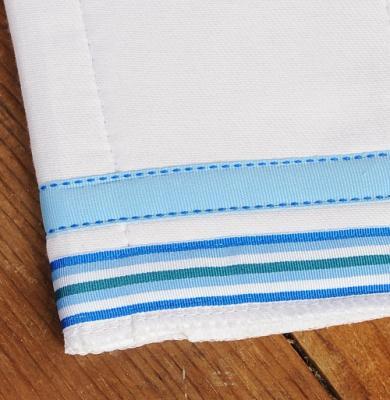 Light Blue Royal Stripe / Light Blue Royal Stitch