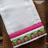 112- Hot Pink Monkey