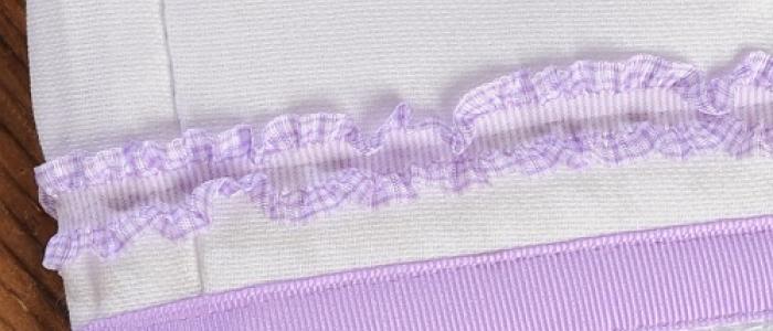 Lavender / Lavender Ruffle