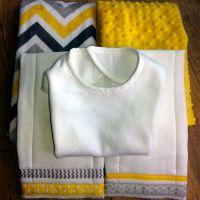 Set 4 - Yellow Grey