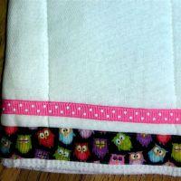 Owl / Bubblegum Dot