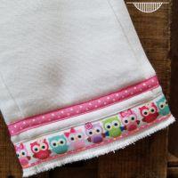 114- Owls w/bows