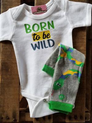 Born to be wild - snake