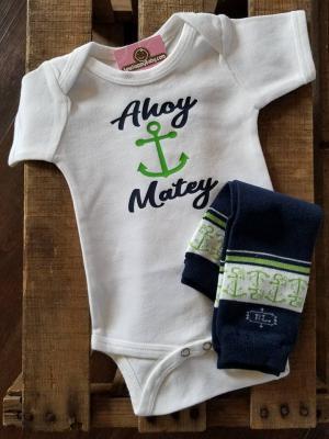 Ahoy matey - anchors